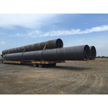 API 5L GR.B Big diameter Ssaw Steel Pipe